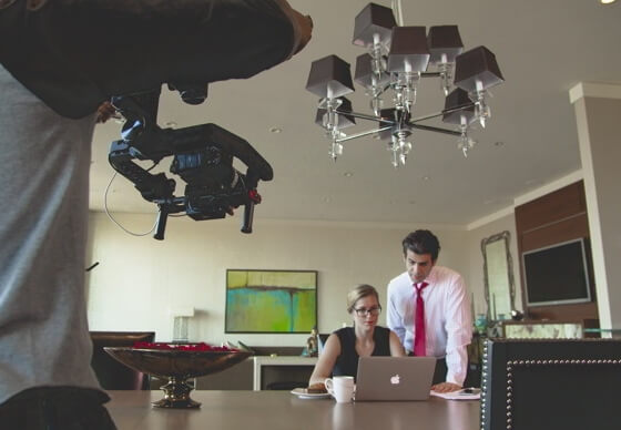 Commercial Videography Client